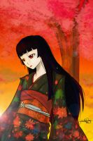 Hell Girl: Ai Enma by MALPart