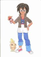 Pokemon Trainer ID by animequeen20012003