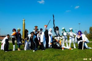 Bleach Supergroup by PIstacchi0 by Miryamaris