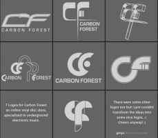 Carbon Forest ol' logos by gespi