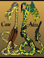 Cane Adiss by Lordwormm