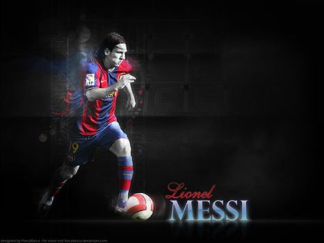 Messi Wallpaper by ForcaBarca