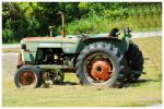 An Oliver 1250 Tractor by TheMan268