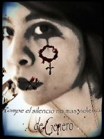 Break the Silence of Domestic Violence by Mokona88
