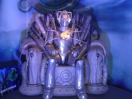 Cyberman Controller by agentscully