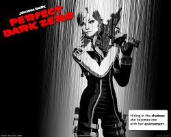 Perfect Dark Zero by PeterKoevari