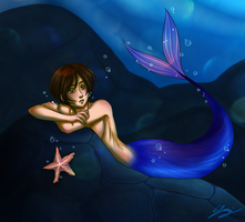 TLM - Lonely under the sea by x-Lilou-chan-x