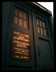 The Tardis by umma-ohz