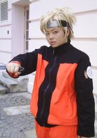 Naruto cosplay 2 by rrs
