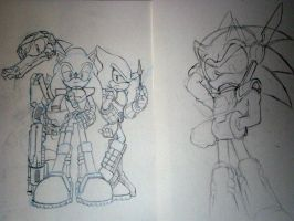 the zone cops and zonic teasers by trunks24