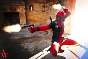 Deadpool II (Trigger Happy!) by Wickedm6 by AndyWana