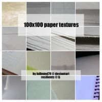Textures 34: 100x100 paper tex by fullmind79