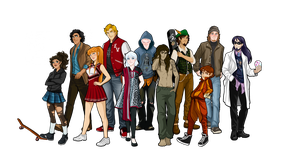 Solstice full cast by Peipp
