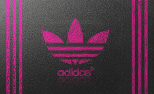 Adidas Pink Structure by AlexSatriani