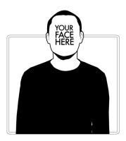 YOURFACEHERE by Shozen