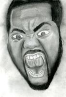 ArtClassHero: Black Guy Rage by DeviantBoss