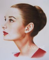 Audrey by MonsieF