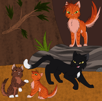 Ravenpaw returns by NighshadeIceheart