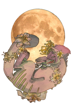 lillymoon by sparksel