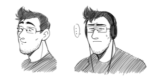 Markiplier2 by Hennei