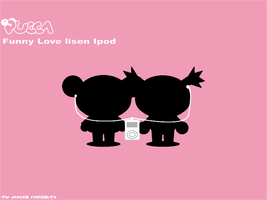 Pucca ipod Cartoon by Mayuchan619