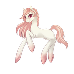 -CLOSED- free adopt sakura hooves by raphane