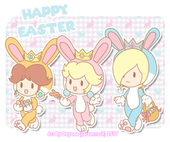Happy Easter by CoconCrash