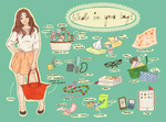 What's in Your Bag? by siquia