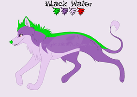 Updated Black Water by BijutsuYoukai