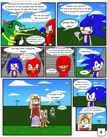Sonic the Hedgehog Z #2 Pg.4 Apr-May 2013 by CCI545