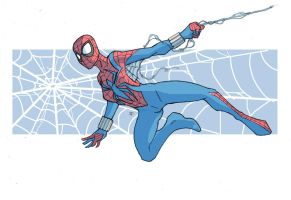 Spider Girl by jdcunard