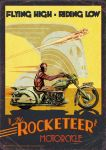 Rocketeer Motorcycle fake ad. by StephaneRoux