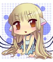 Chobits : chii by utenaxchan