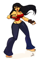 Morgana by LovelyDagger