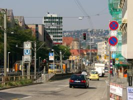 Stuttgart Citylife by Netzlemming