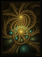 Gaussian Gold by subcarrier