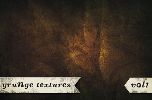 WG Grunge Textures Vol1 by wegraphics