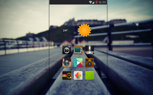 quite minimal android home by majetic