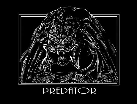 Predator by Faithvarvara