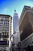 Empire State Building II by AlanSmithers
