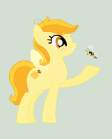 .: Honey Blossom :. by EpiclyAwesomePrussia