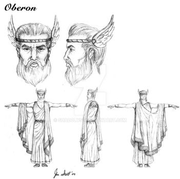 Oberon Concept (The Silver Lining) by Shadolyst