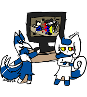 what did u want me 2 do not throw the remote in it by M3TALGEAR