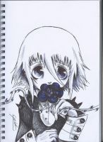 Crona Flower by Gotashi-Chan