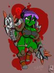 Blood Guard by Sk-8080