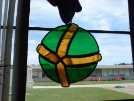 Stained Glass Orb from Spyro 2 by SpyrotheBadassDragon