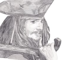 Jack Sparrow by ShadesOfTruth