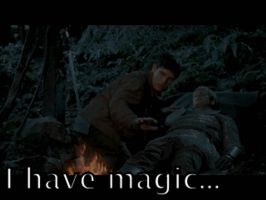 I have magic...gif by MagicalPictureMaker