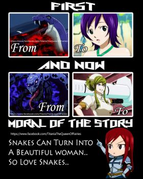 Moral Of The Story by enchantic-erza