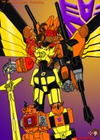 TF AF Predaking FINISHED by Mangamad
